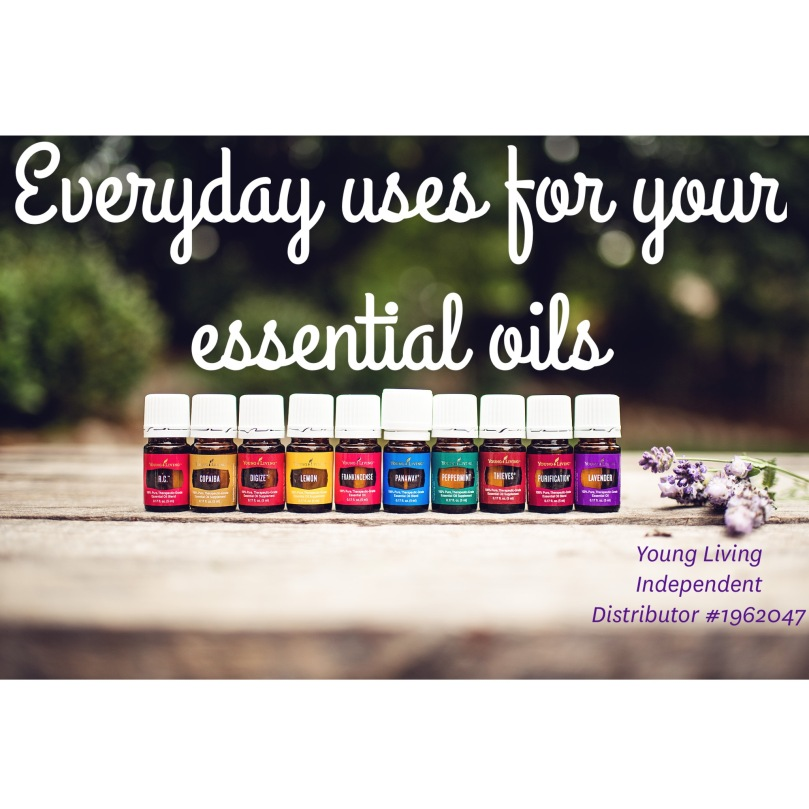 New Everyday Oils