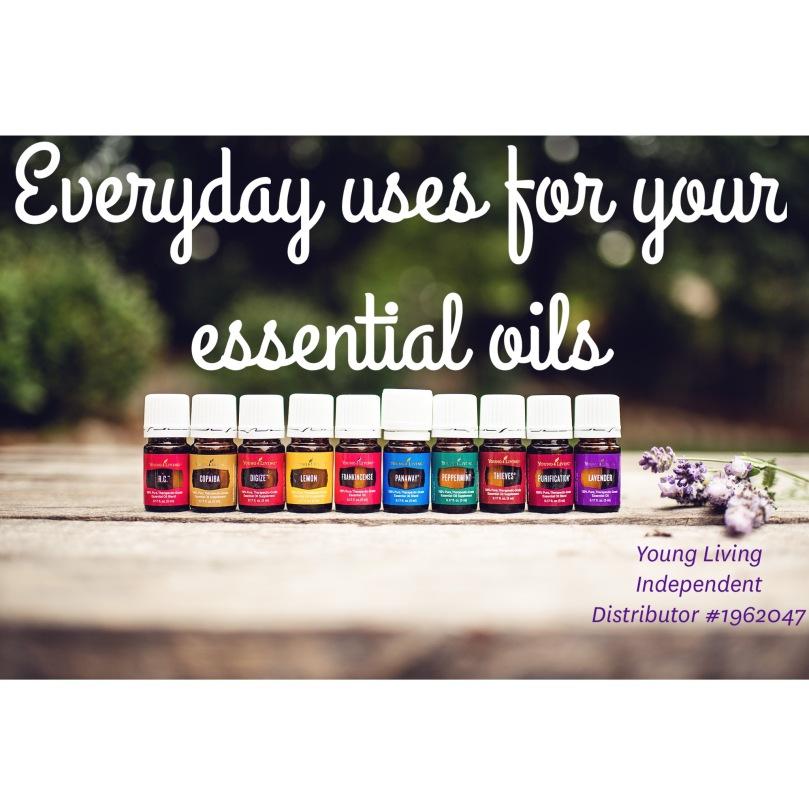 New Everyday Oils