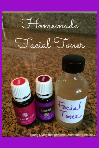 Homemade Facial Toner