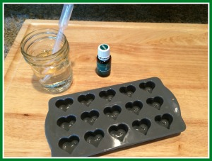 peppermint oil pulling chews materials